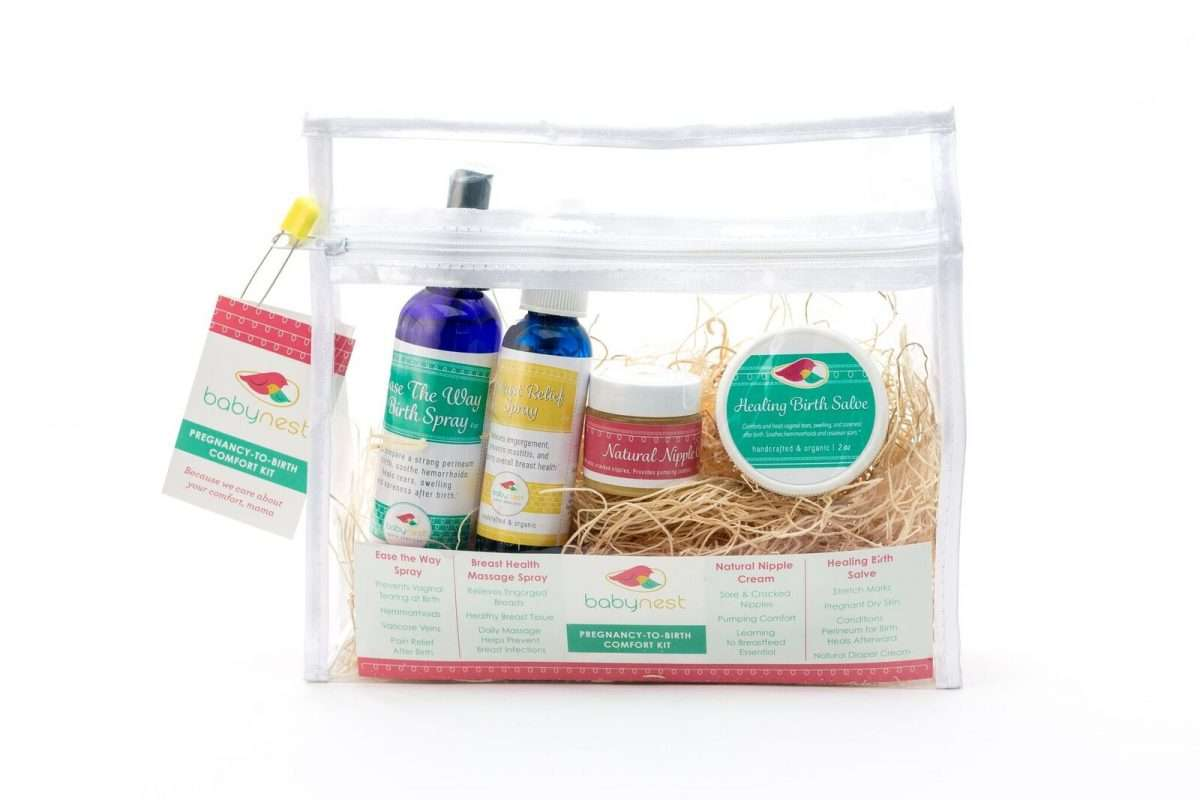 Pregnancy body products