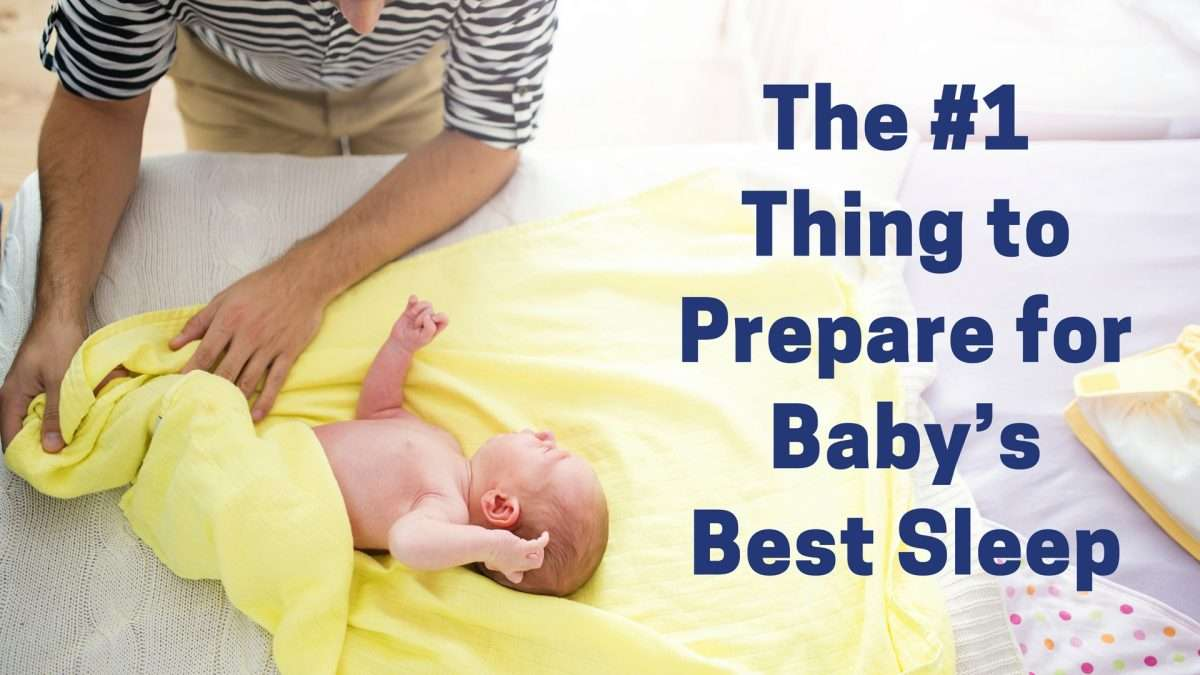 How to prepare for baby's sleep blog from Portland Oregon sleep trainer