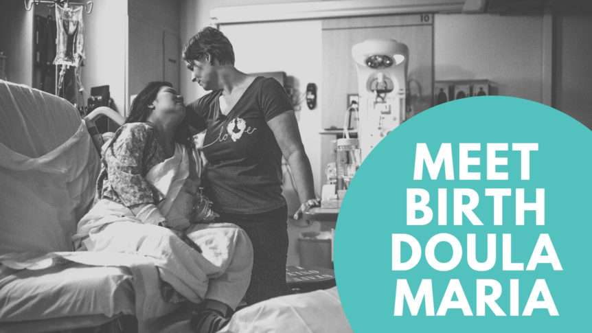 Portland birth doula | Hospital support in Portland Oregon